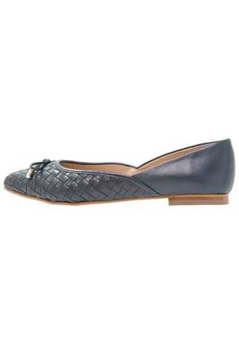 Pumps Kiomi Leather Navy Sales 38 Ln19 Eu Woven 5 08 Uk Ballet qt4UtHrn