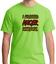 Bayside-Made-USA-T-shirt-I-Flunked-Anger-Management thumbnail 3
