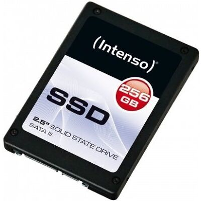 Disco Duro SSD Interno INTENSO HD11270352 256GB