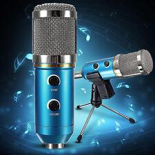 USB Studio Rekorde Mikrofon Mikrofon Musik Mikrofon+Shock Mount MK-F200TL HOT **