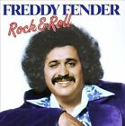 Rock & Roll by Freddy Fender (CD, Oct-2013, Fuel)