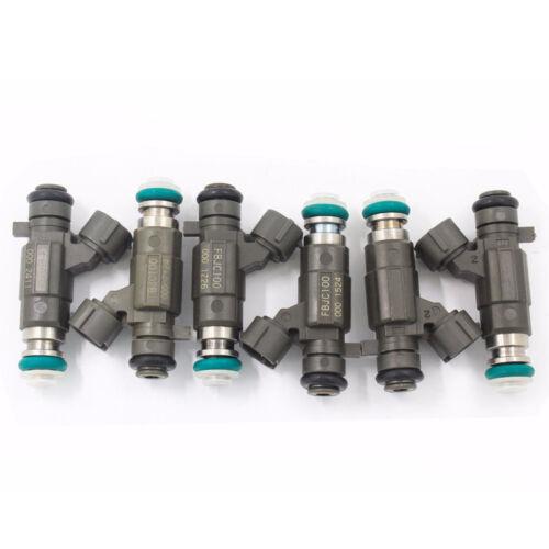 6Pcs Fuel Injector Kit For Nissan Infiniti 350Z FX35 2.0 2.2 2.5 3.0 3.5 FBJC100