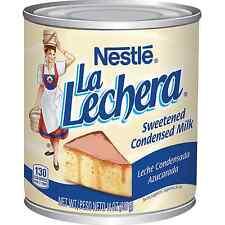 La Lechera Sweetened Condensed Milk Leche Condensada Azucarada,14 oz $8.39