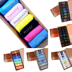 7-Pairs-Unisex-Fashion-Sports-Breathable-Ankle-Socks-Days-of-The-Week-Socks