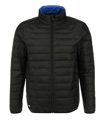 Puffa Men's Bayford Ultra Lightweight Padded Coat Black