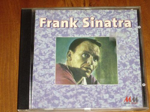 1 of 1 - FRANK SINATRA * CD  ' FRANK SINATRA ' 1995 EXC