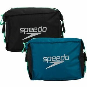 SPEEDO-POOL-SIDE-GOGGLE-BAG-CASE-POUCH-SWIMMING-SWIM-WATERPROOF-GYM-WET-KIT-NEW