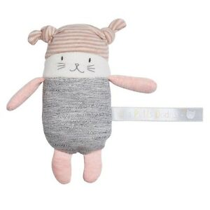 Moulin Roty Les Petits Dodos Moon the Cat Rattle from Wyestyles