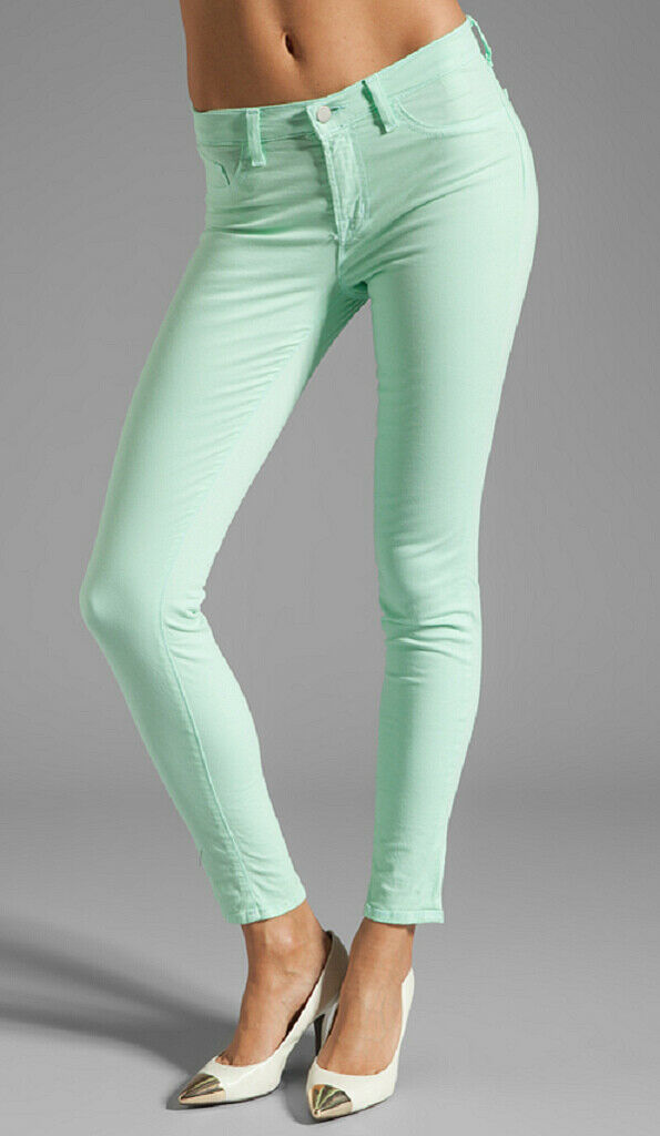 J BRAND Womens 811k120 Jeans Super Skinny Julep Size 26