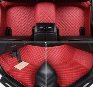 Fit For Chevrolet Equinox Custom Fit All Weather Floor Mat ...