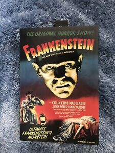 NECA 2x Ultimate Frankenstein Monster Walmart Figure in Hand Ship
