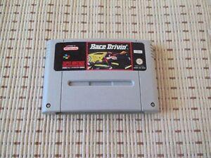 Race Drivin pour super Nintendo snes