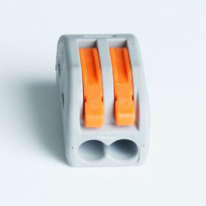 222-Electrical-Connectors-Wire-Block-Clamp-Terminal-Cable-12V-240V-10PCS-Sets