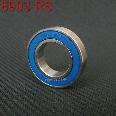 17x30x7mm Ceramic Ball Bearing 6903 Ceramic Bearing