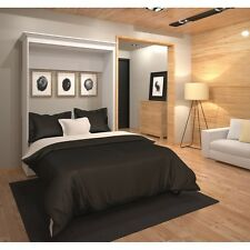 Versatile by Bestar 64'' Full Wall bed in White