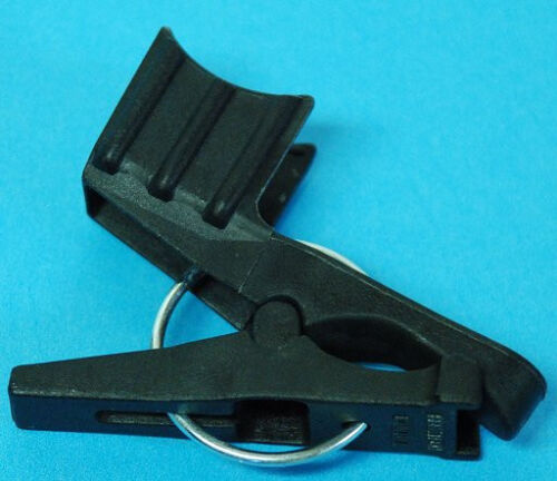 """Racking cane tube clip clamp for pail or carboy for 1//2/"""" cane"""