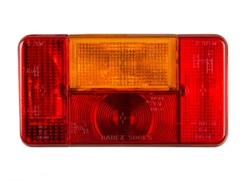 Raclet Trailer Tent Replacement Rear Light Lens Radex 5001 R//H or L//H
