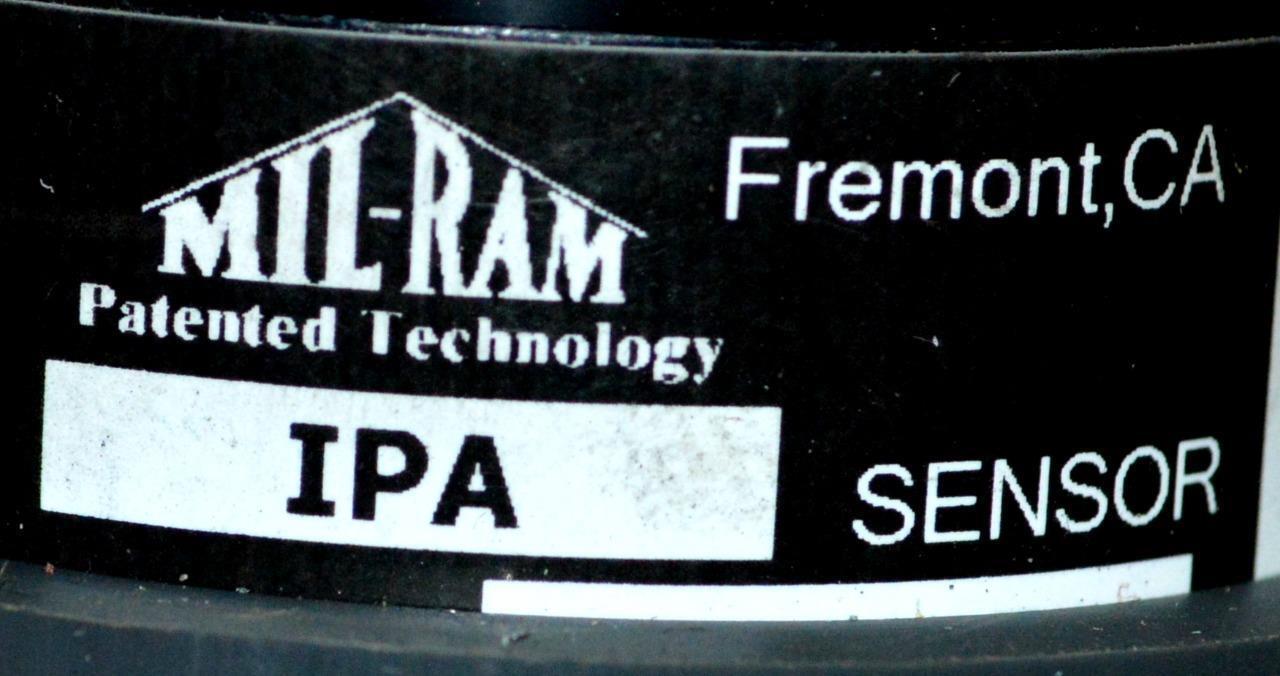 Mil-Ram Ipa Sensor Smarter Smarter Smarter Cable 30eebf