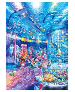Disney-Collection-1000-Piece-Jigsaw-Puzzle-Night-Aquarium-Tenyo