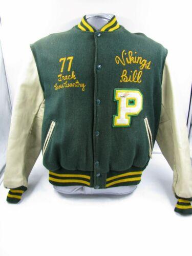 High School Varsity Letterman Jacket, Vintage, 197