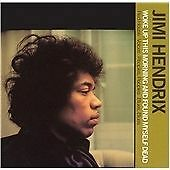 Jimi Hendrix - Woke Up This Morning And Found Myself Dead .cd.