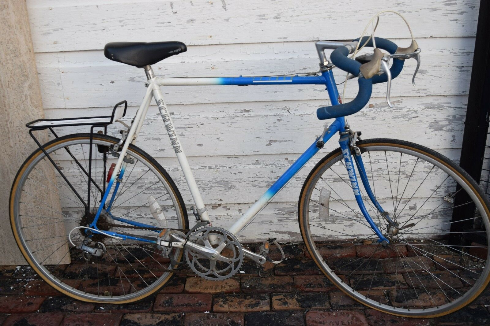 Vintage 1988 Schwinn Le TOUR 10 Speed Road Bike, Large Size, Original Condition