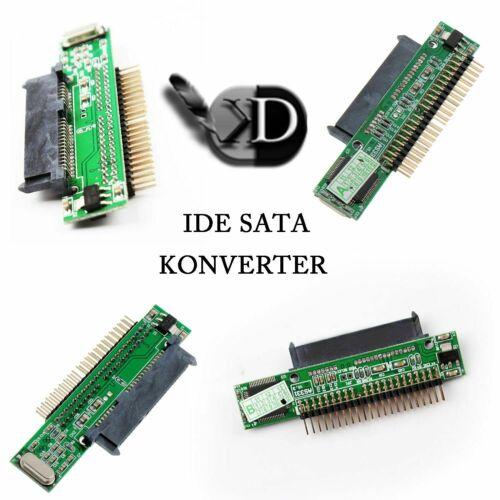 Ide SATA hdd-Adapter-Konventer SATA Buchse auf 44 Pın ıde-sata