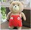 "18/"" Movie Ted Teddy Bear Plush Toy Low-down Teddy Stuffed Soft Toy Doll//Gift new"