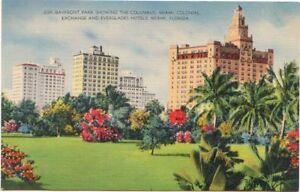 BAYFRONT-PARK-Hotels-MIAMI-Florida-LINEN
