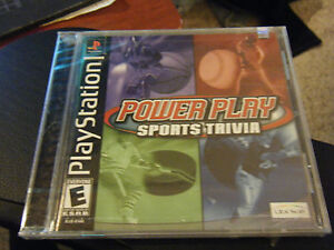 Power-Play-Sports-Trivia-PlayStation-2002-BRAND-NEW