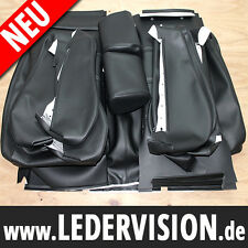 BMW E30 Cabrio Sitzbezüge-Set Lederausstattung Ledersitze Sitzbezüge Sitze