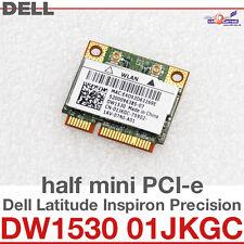 Wi-Fi WLAN WIRELESS CARD NETZWERKKARTE FÜR DELL MINI PCI-E DW1530 01JKGC NEW D18