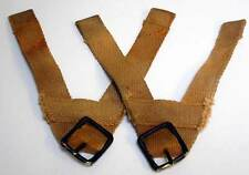 WW2 'A' Yokes US Airborne Helmet Liner Paratrooper chin straps Army M1 M2 M1C