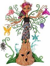 Monster High Treesa Thornwillow Doll Garden Ghouls Edition Mattel 7e2czu2 FCV59