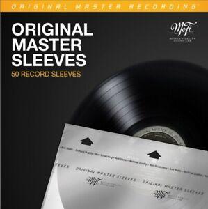 Mobile-Fidelity-Inner-Record-Sleeves-Pack-of-50