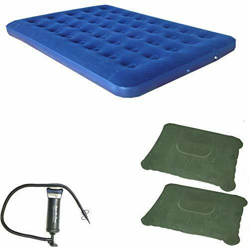 Zaltana Double Size Air Mattress with Double Action Hand Pump  & 2 Pillows  looking for sales agent