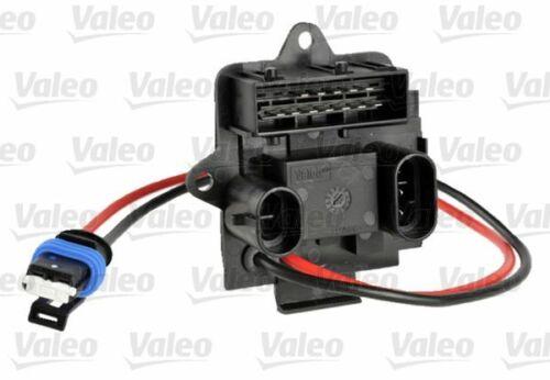 Heater Fan Blower Regulator Resistor FOR SCENIC I 99-/>03 CHOICE2//2 MPV Valeo