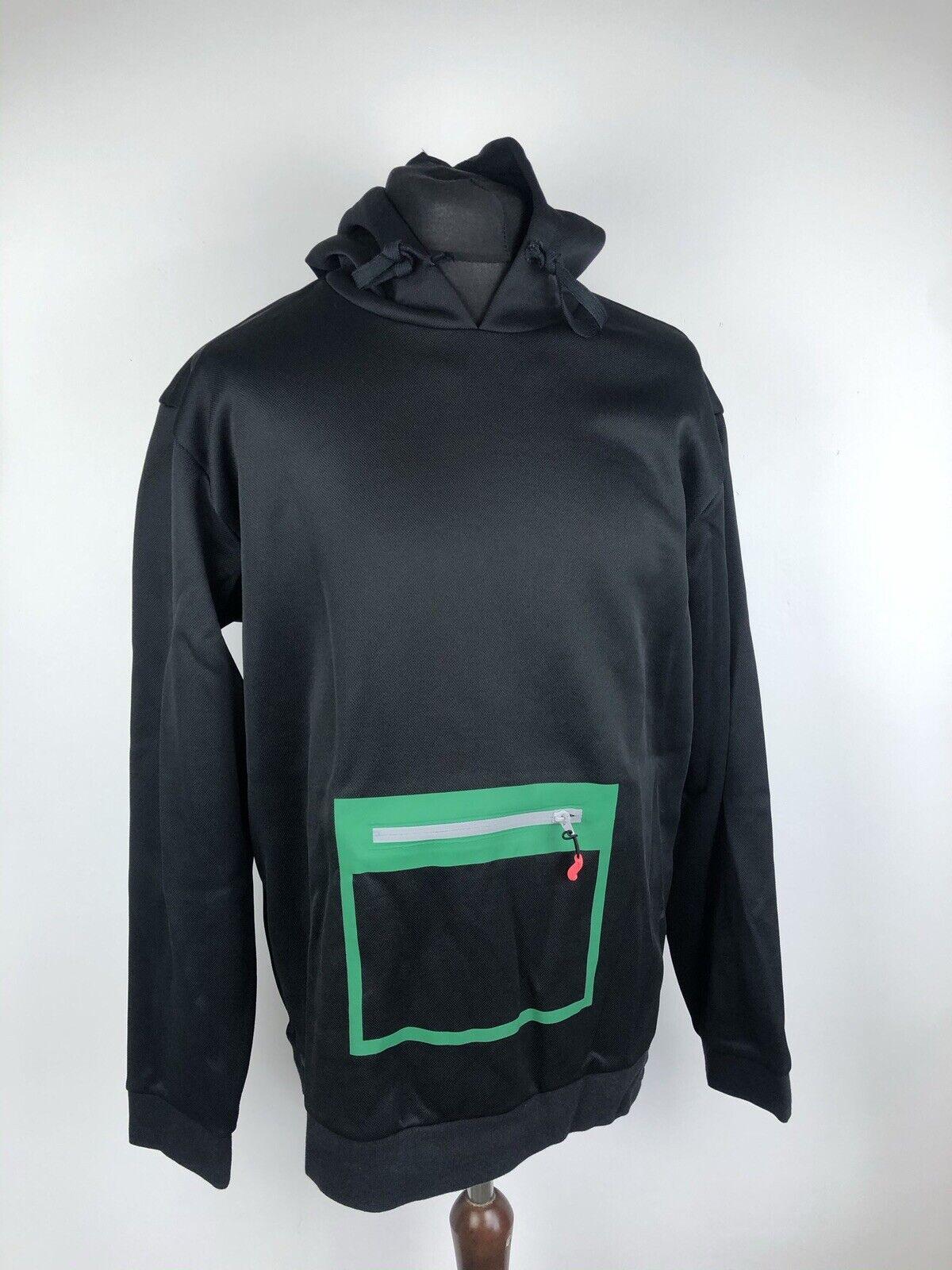 Adidas Originals EQT Macadam Pullover Mesh Hoodie Size Medium