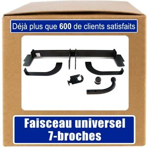 Peugeot-407-Break-SW-08-11-Attelage-fixe-faisceau-7-broches-uni