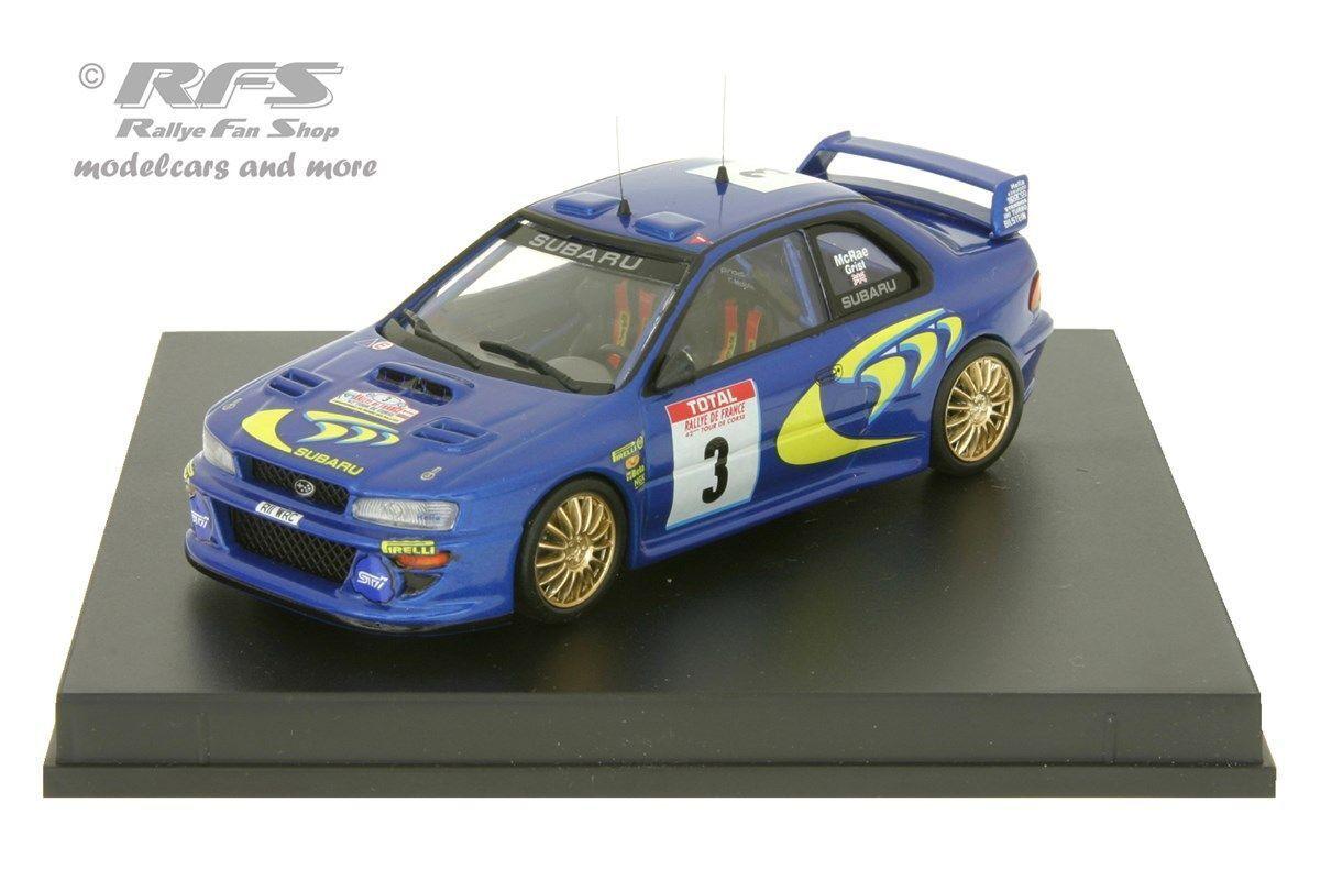 Subaru impreza wrc-Rally Tour de Corse 1998-colin mcrae - 1 43 Trofeu 1130