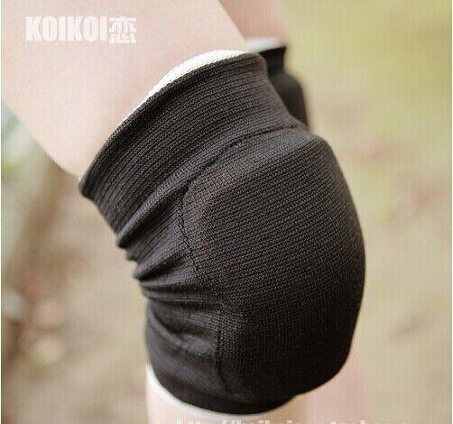 2PCS Haikyuu! Karasuno High School Volleyball Jersey Knee Pad Kneecap Protector