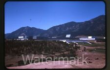 1963 kodachrome Photo slide  Air Force Academy #1 Colorado Springs CO