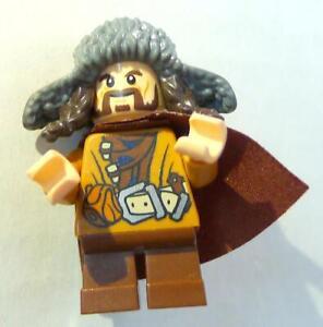 LEGO Warrior Minifigure Man Brown Cape