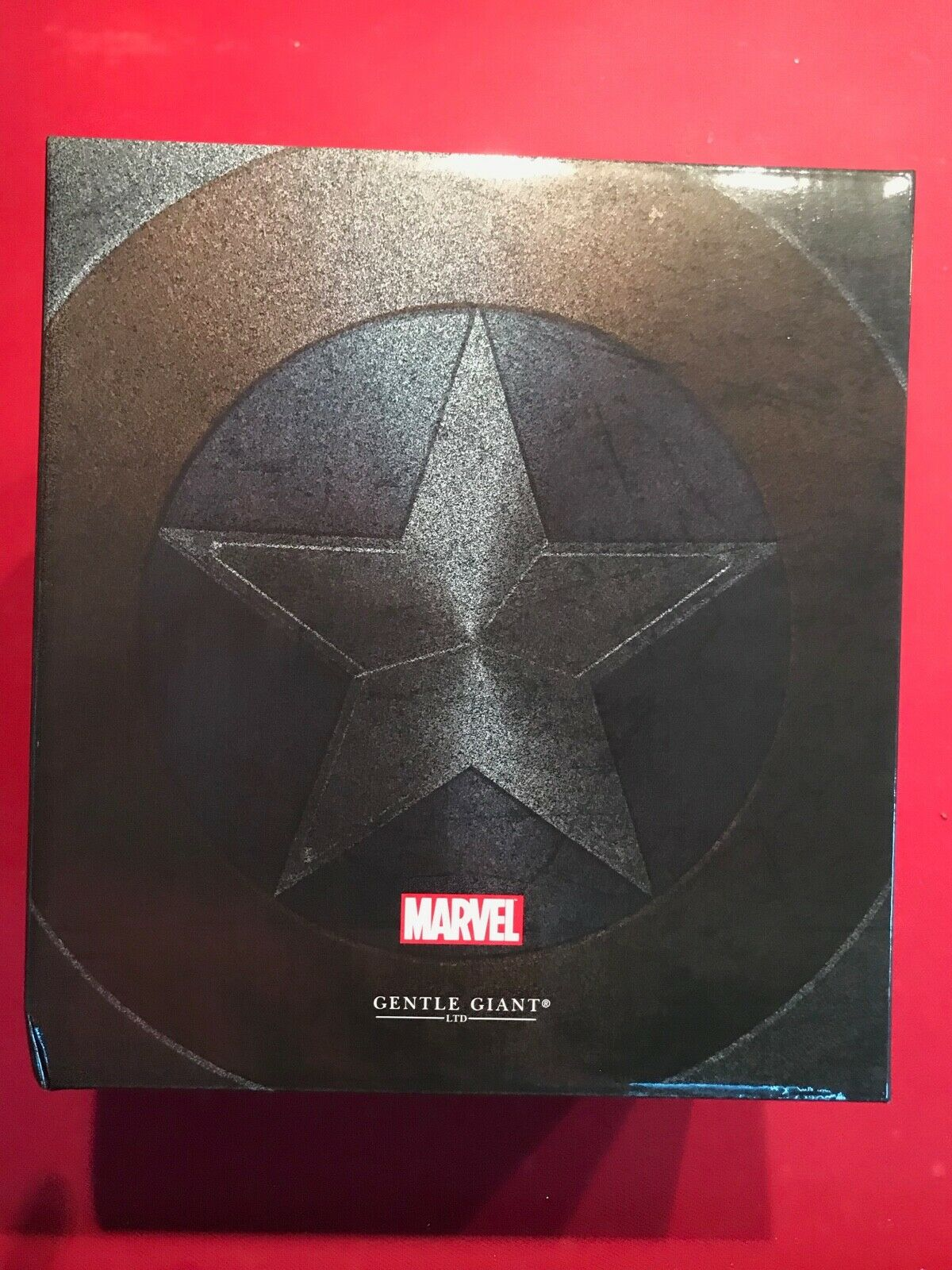 Gentle Giant CAPTAIN AMERICA First Avenger Bust 2011 SDCC EXCLUSIVE Marvel NEW