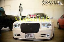 ORACLE Chrysler 300C/SRT8 05-10 WHITE PLASMA Headlight Halo Angel/Demon Eyes