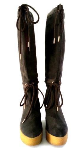 Rockport Taglia Tall 000 Feedback Brown Cedra Scrunched 20 Sh105 6 Boot 1wqxT1p