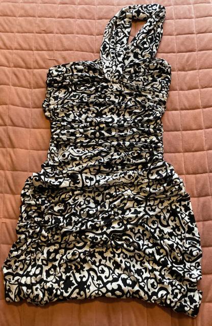 Isabel Marant Johanna One Shoulder Dress Size 38