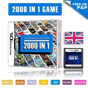 NEUF-2000-en-1-Nintendo-DS-Cartouche-de-jeu-pour-3-DSXL-2-DSXL-DS-pokemon-mario