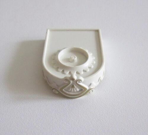 Ornement Blanc Tête de Lit Chambre 3020 PRINCESSES PLAYMOBIL H344