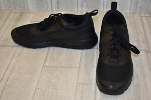 Nike Air Max Vision Athletic Shoes Men's Size 8 Black | eBay